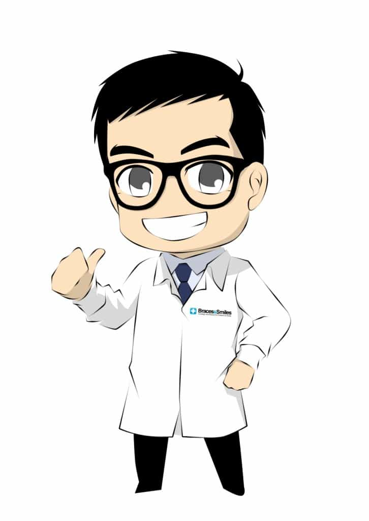 Dr Brian Lee | Braces and Smiles | Queens NY Best Orthodontist for Invisalign and Clear Braces | Affordable Cost | Reviews | Insurance brian lee Dr. Brian Lee dr brian lee cartoon 726x1024 - Queens NY Orthodontist for Invisalign and Clear Braces