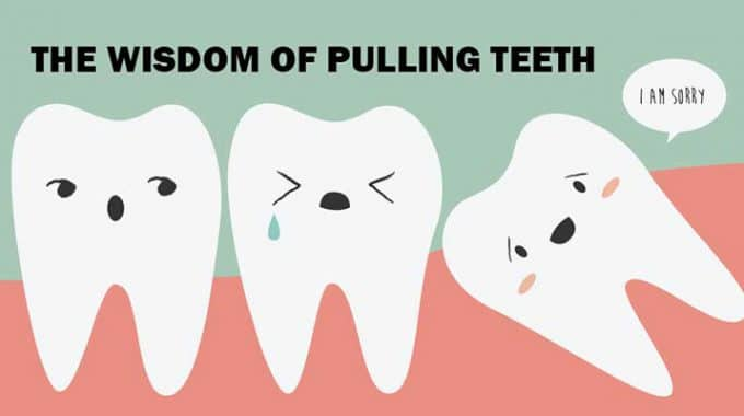 Wisdom Teeth – A New Trending Topic On Social Media